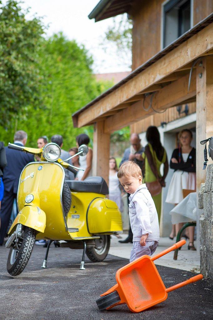 haute savoie mariage st martin de bellevue wedding