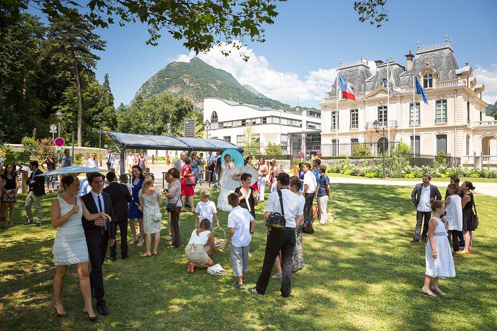 Mariage à Grenoble / St Egrève / La Bastille
