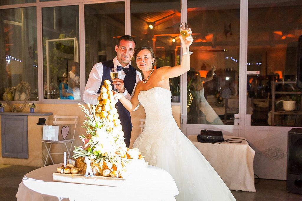 Mariage dans le Luberon