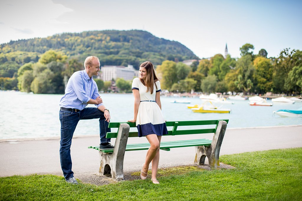 amoureux annecy couple haute savoie le blog de neroli mariage pre wedding photo session save the date savethedate séance photo couple septembre wedding