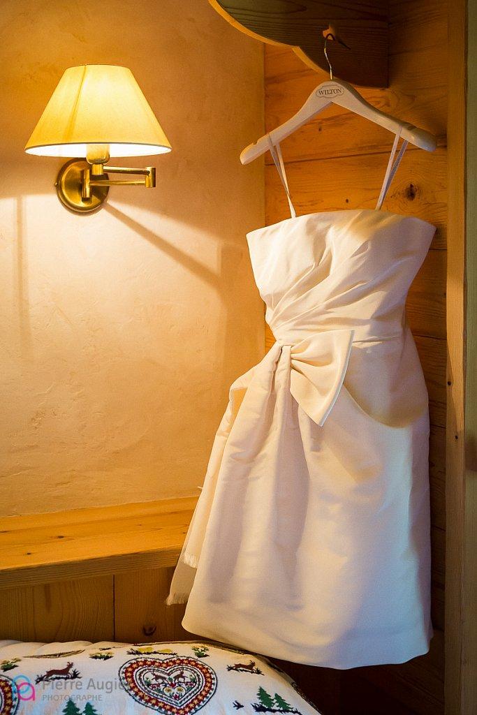 J&A, un mariage à la montagne - La Clusaz